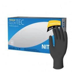 GlovTec Rękawice ochronne nitrylowe - Premium