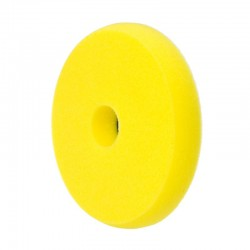 RRC CLASSIC DA Żółta Średnia gąbka polerska 135mm / Pad polerski