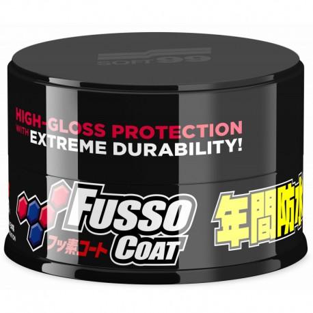 Fusso Coat 12 Months Wax Dark do ciemnych lakierów