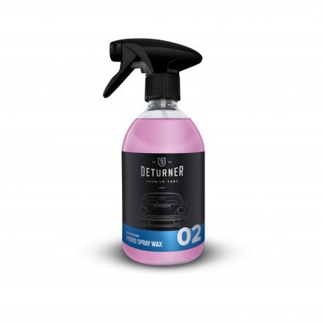 Deturner Hybrid Spray Wax 0,5L
