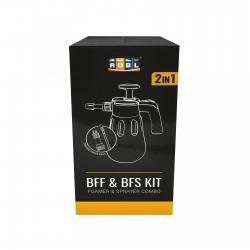 ADBL BFS&BFF KIT pianownica opryskiwacz 2in1
