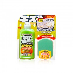 Soft99 Micro Liquid Compound Set D&M cleaner