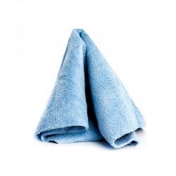 Mikrofibra bezszwowa niebieska idealna do/ wosk / qd / powłoka